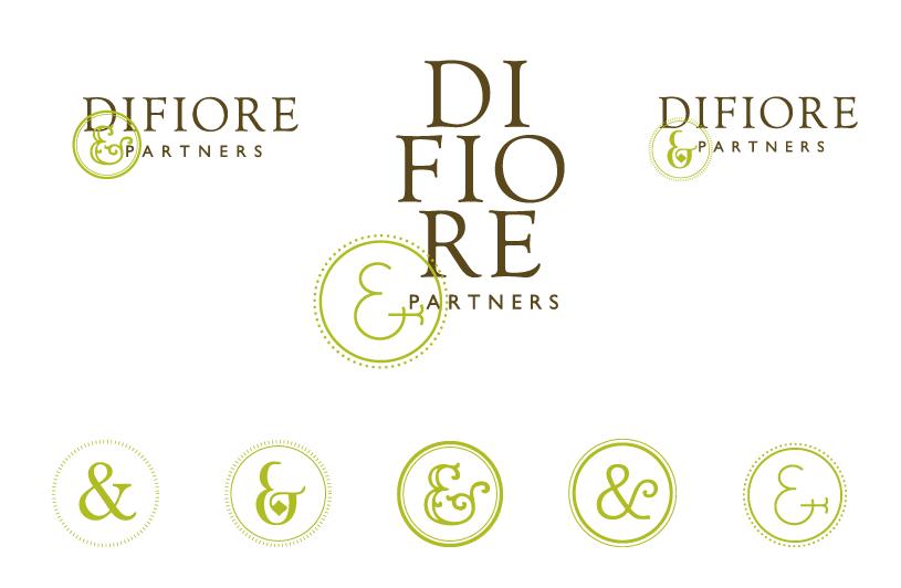 DiFiore & Partners Identity