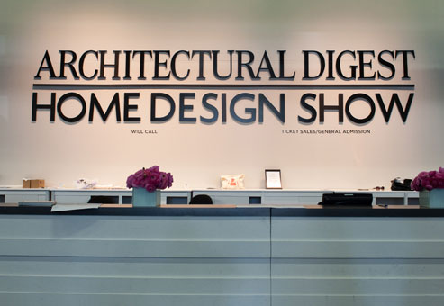 architectural digest home show 2012 | difiore & partners